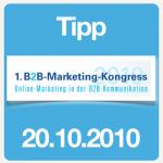 B2B Marketingkongress 2010 (Illustration)
