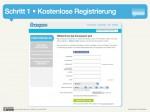 Foursquare Schritt 1 :: Registrierung