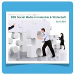 Illustration B2B Social Media Tagung