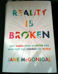 """Cover """"Reality is Broken"""" (Jane McGonigal)"""