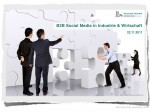 B2B Social Media (Tagung Haus der Technik München)