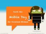 Mobile Day :: Anneliese Wireless (Foto: @doschu)