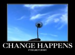 KLICK zur Bildvergößerung :: Change Happens (illustration: @DoSchu)