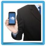 Mobile Apps Entscheider :: Illustration mt Foto: Tom Wang / Fotolia.com