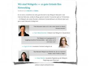 KLICK zur Bildvergößerung :: Interview Serie :: wgrrl15