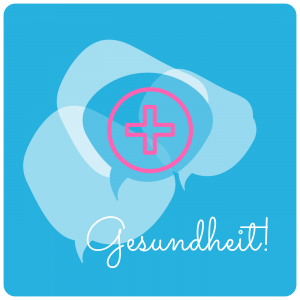 Gesundheit Blog illustration