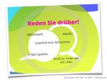 Vortrag Online Reputation :: Reden