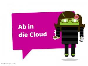 Mobile Apps in der Cloud
