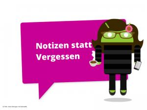 Anneliese Wireless: Notizen Apps