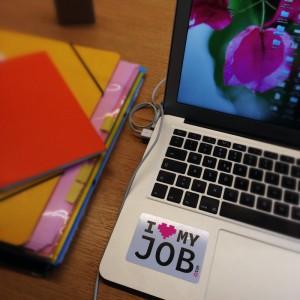 i love my job Foto: DoSchu