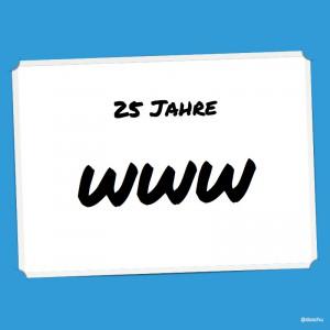 25 Jahre WWW 2015