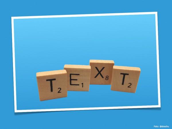Text illustration