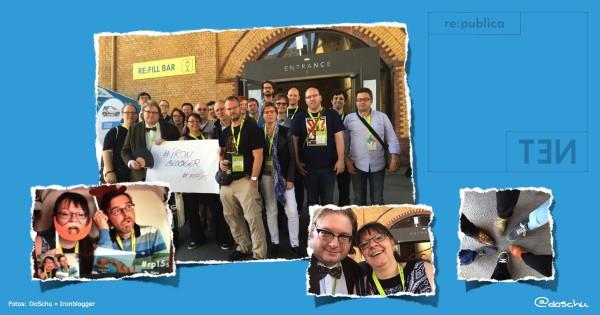 rp15 Meetup der Ironblogger