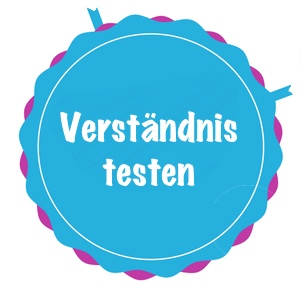 Verständnis testen :: Checkliste