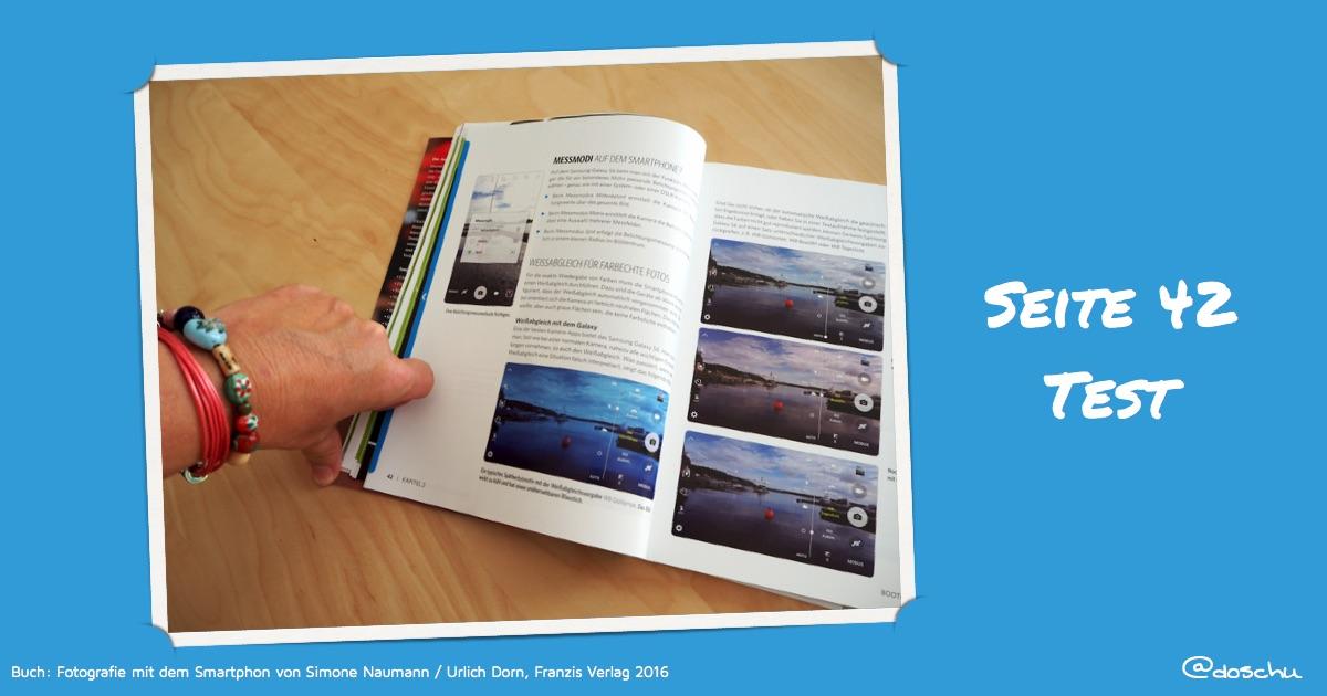 Seite 42 Test / Fotografie mit dem Smartphone