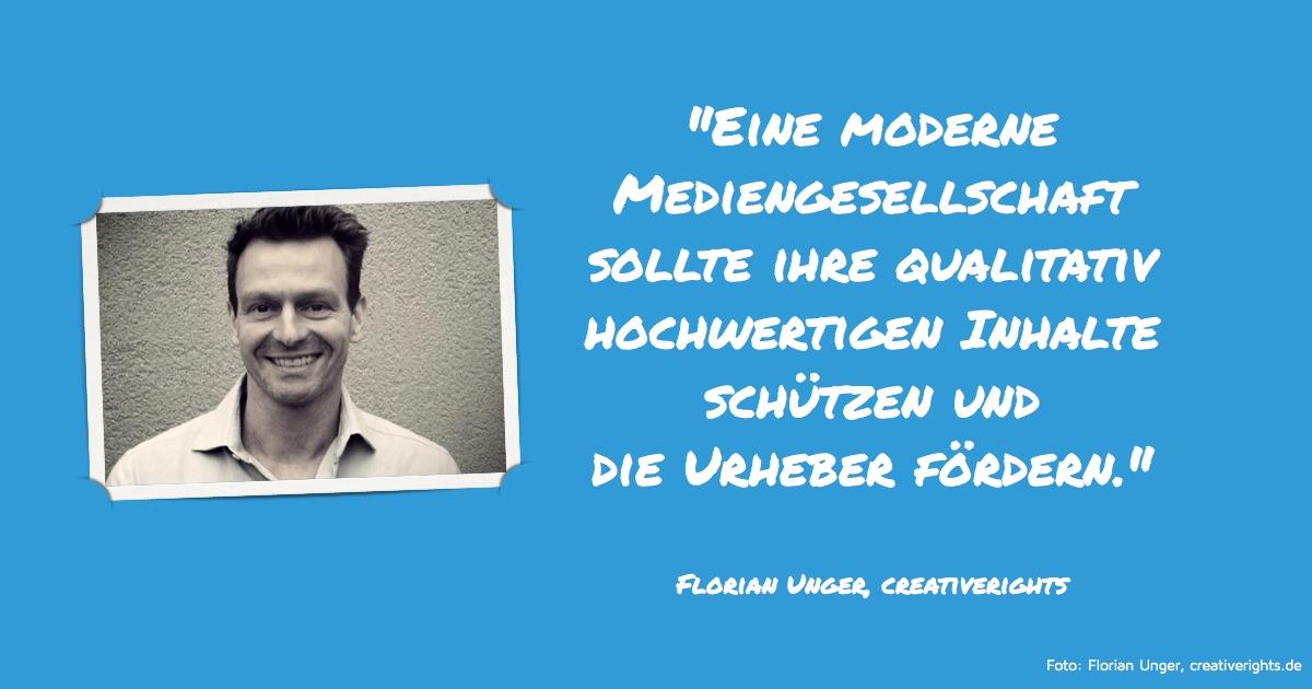 Florian Unger Bildrechte