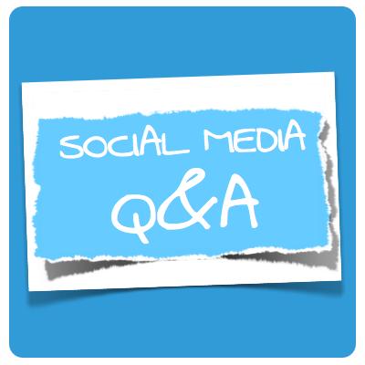 illustration Social Media Q&A