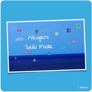 social media navigation doschu