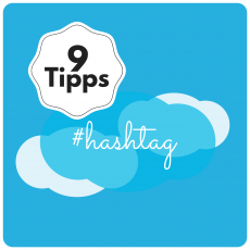 illustration Hashtag Tipps