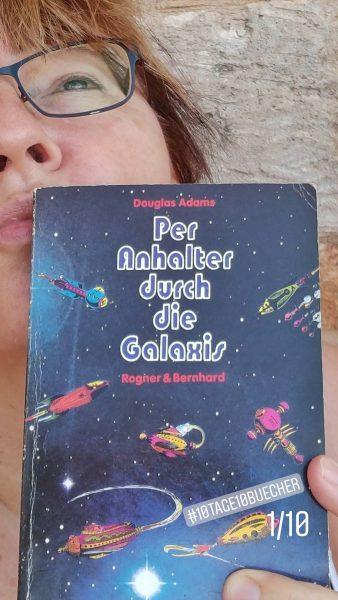 Douglas Adams - unvergessliches Buch