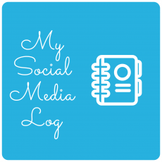 Blogvisual Social Media Log