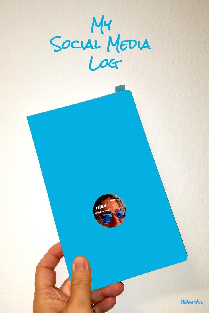 Social Media Logbuch