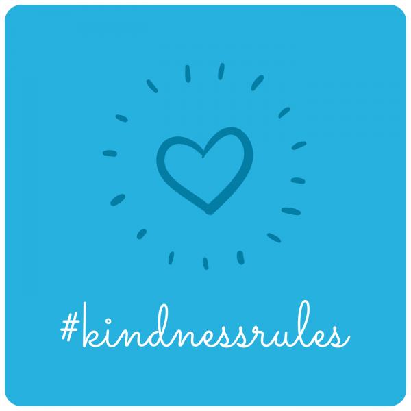 kindness rules blog illustration