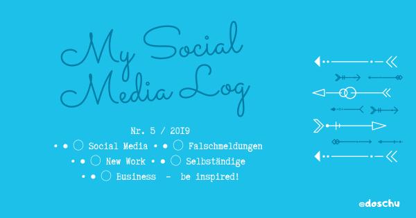 doschu Social Media Log Nr. 5