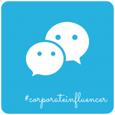Blogillustration Corpoerate Influencer