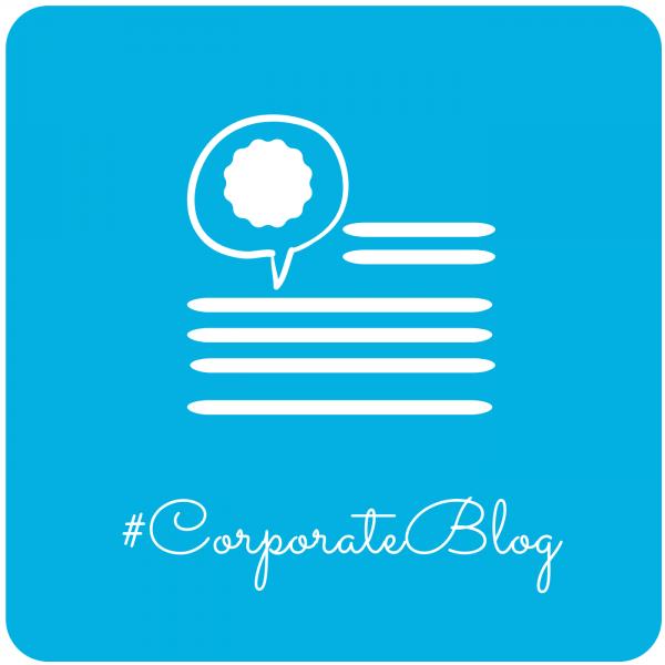 Blogillustration Corporate Blog