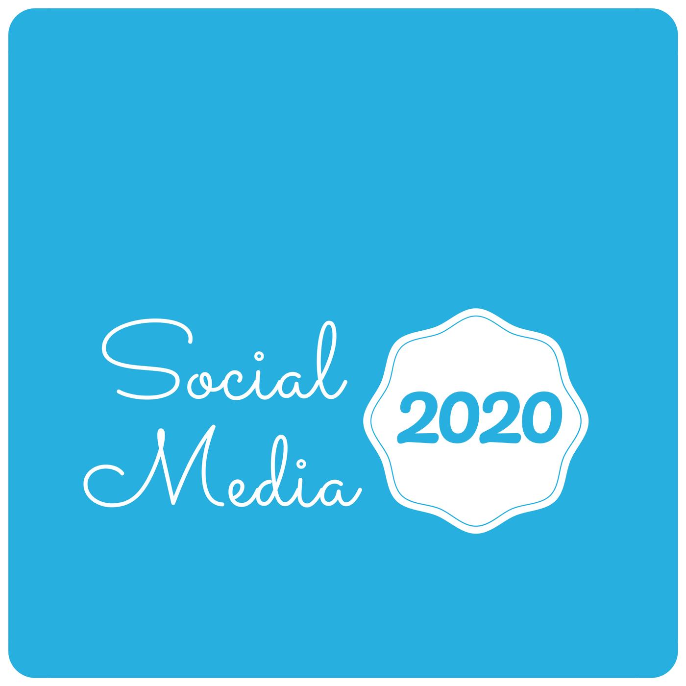 illustration Social Media 2020