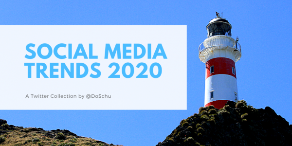 Social Media Trends 2020 Illustration DoSchu