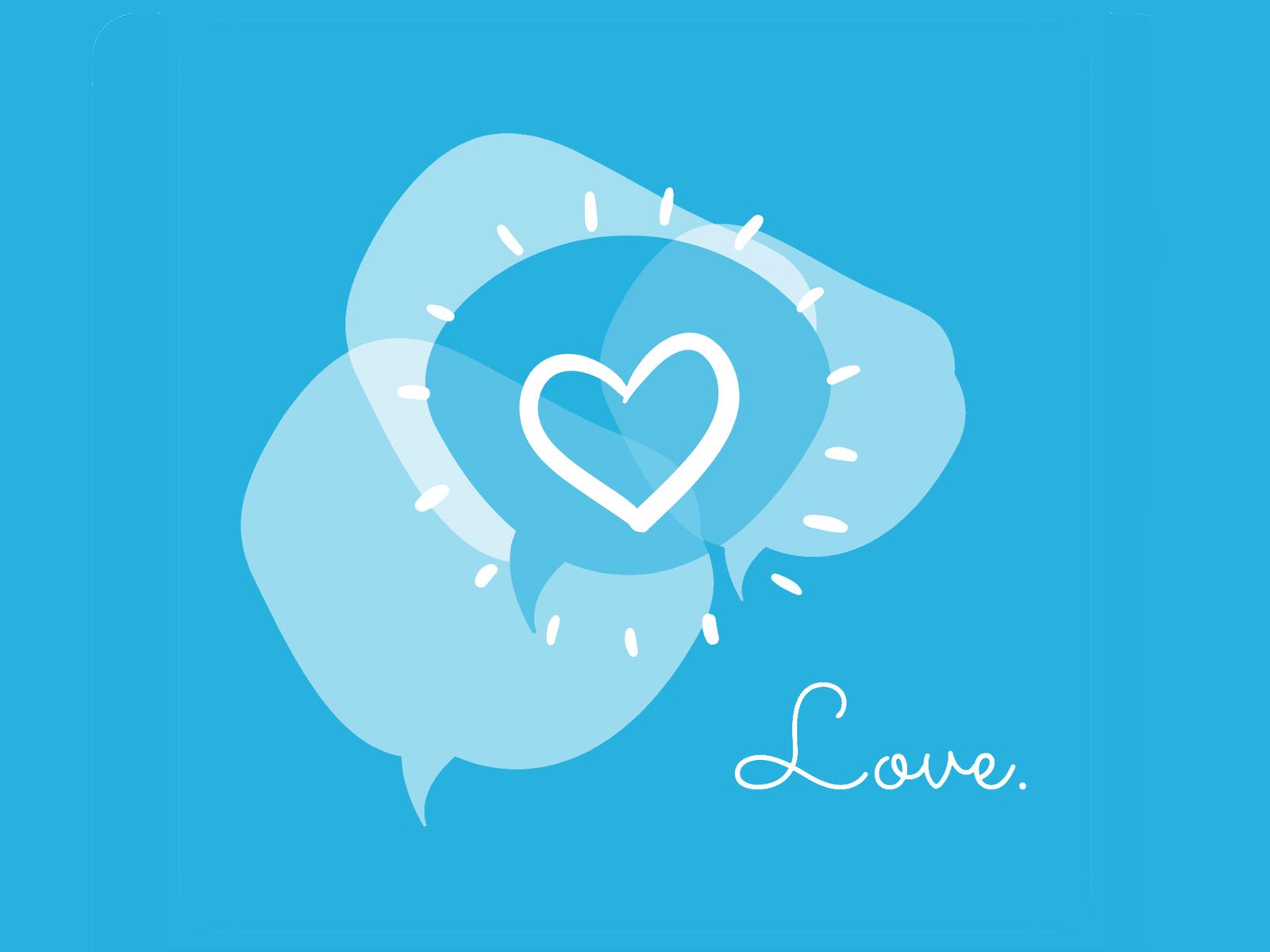 Illustration LOVE by DoSchu