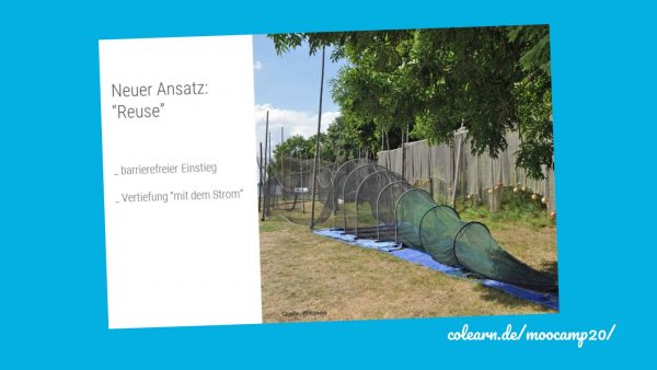 Ansatz Viessmann Akademie Reuse #moocamp20