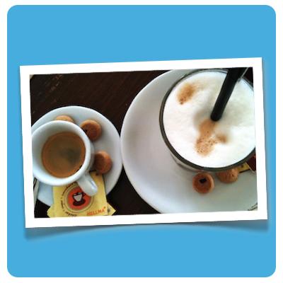 Espresso & Latte macchiato